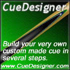 CueDesigner.com - Make your own snooker cue